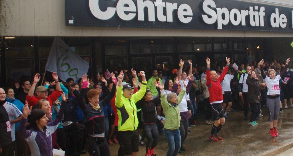12e édition du jogging de Louvain-la-Neuve