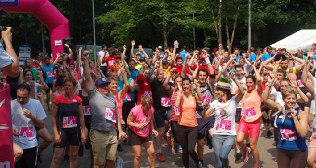 11e édition du jogging-marche entreprises-université de Liège