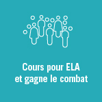 Cours pour ELA et gagne le combat !