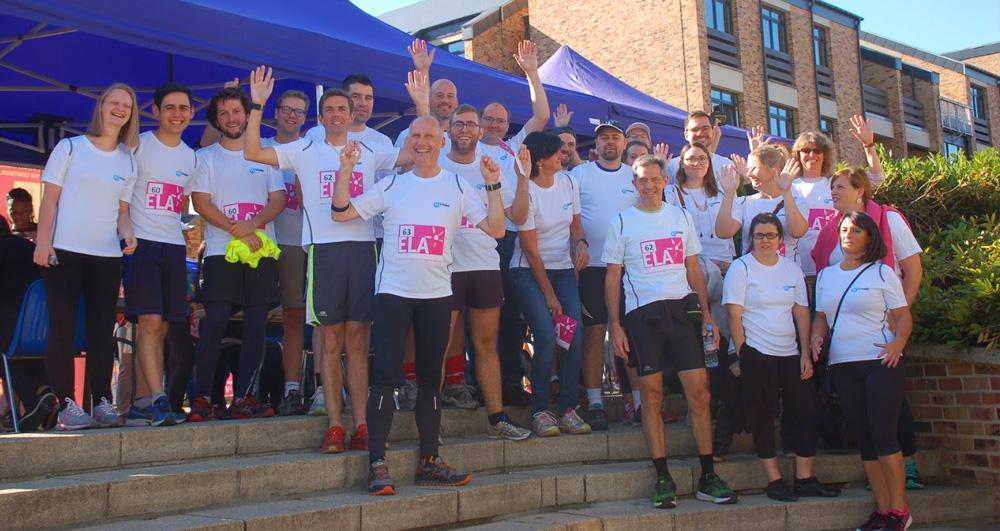12e Jogging-Marche Entreprises-Université de Louvain-la-Neuve