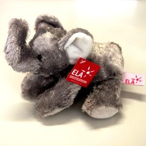 Peluche éléphant ELA Image