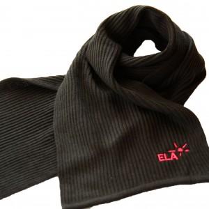 Echarpe noire ELA Image