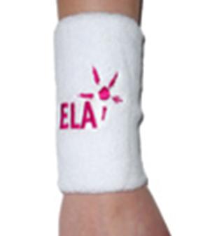 Serre poignet blanc ELA Image
