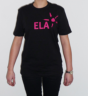 T-shirt ELA Image